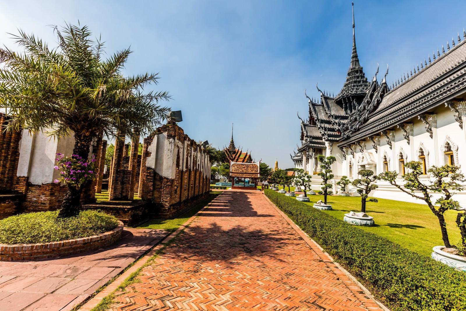 Парк «Древний город» (Mueang Boran, Ancient Siam) в Бангкоке