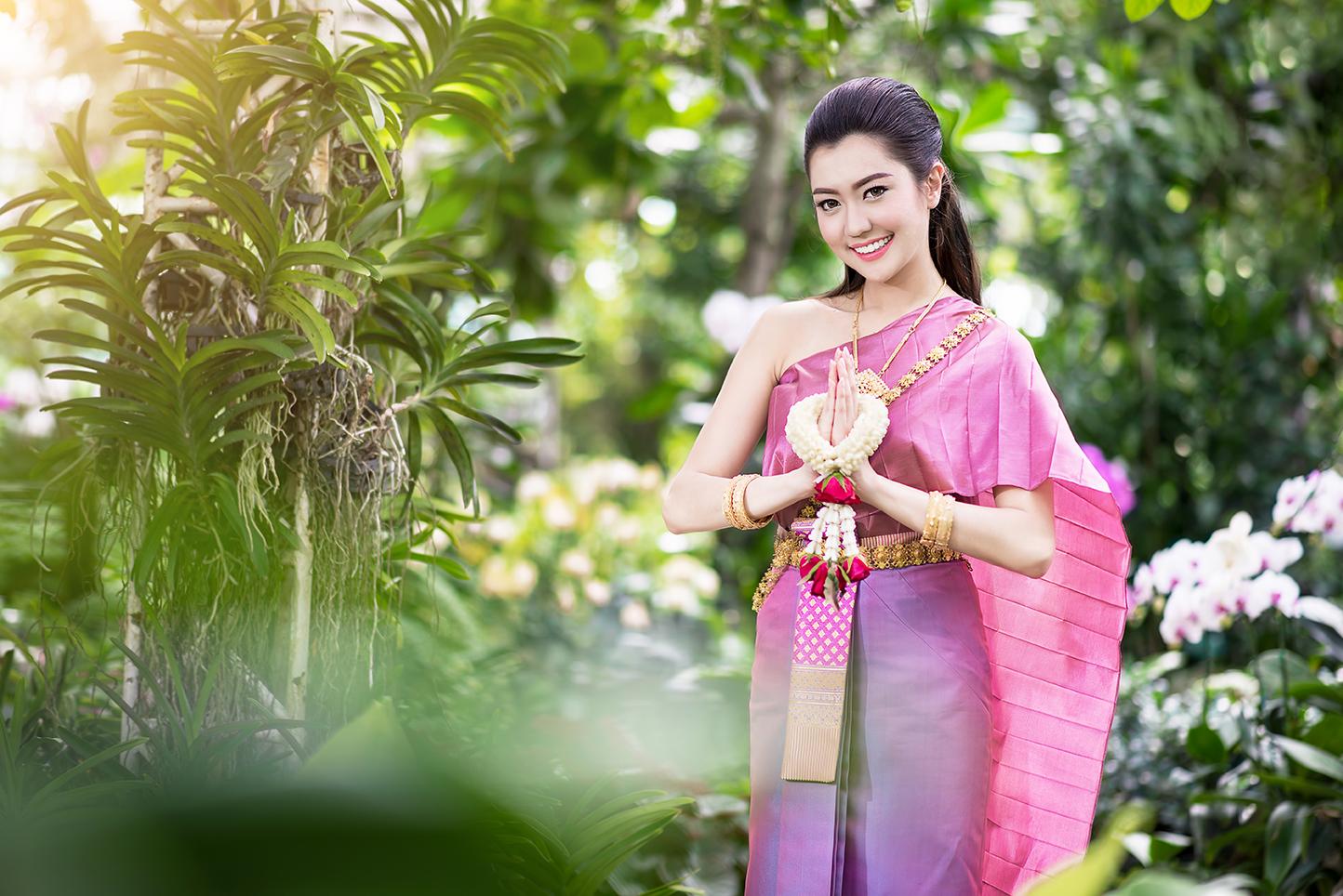 приветствие в таиланде