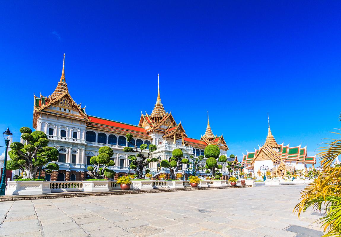 Большой королевский дворец Таиланд
