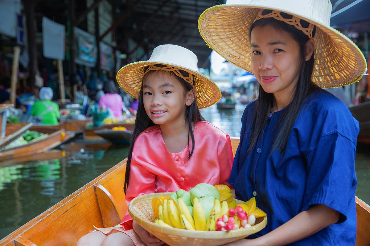 люди и ментальность таиланд