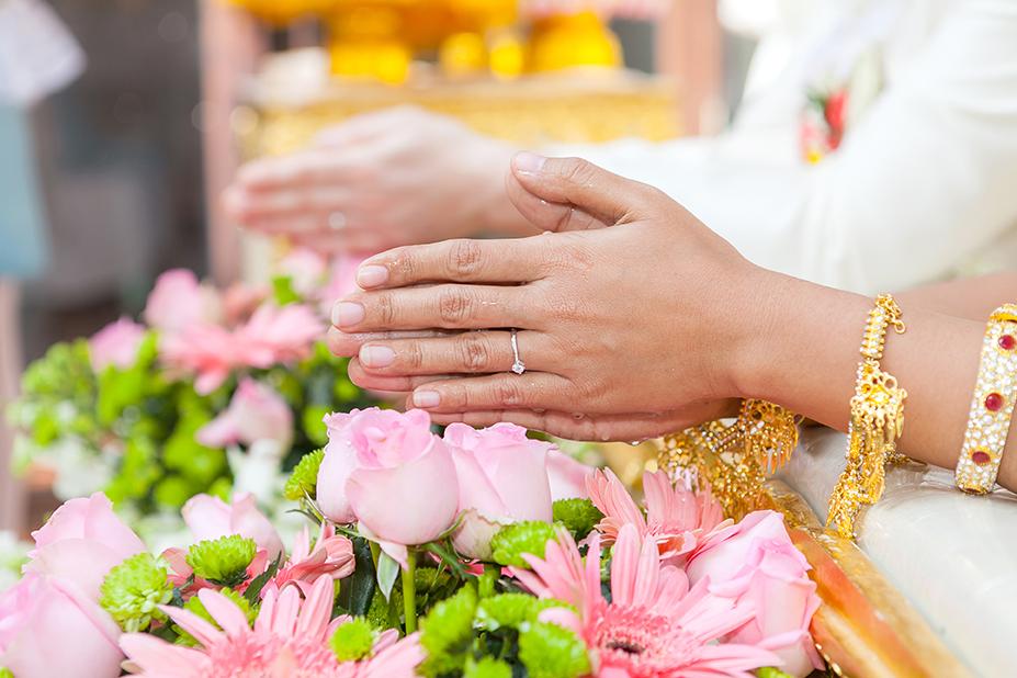Свадьба и медовый месяц
