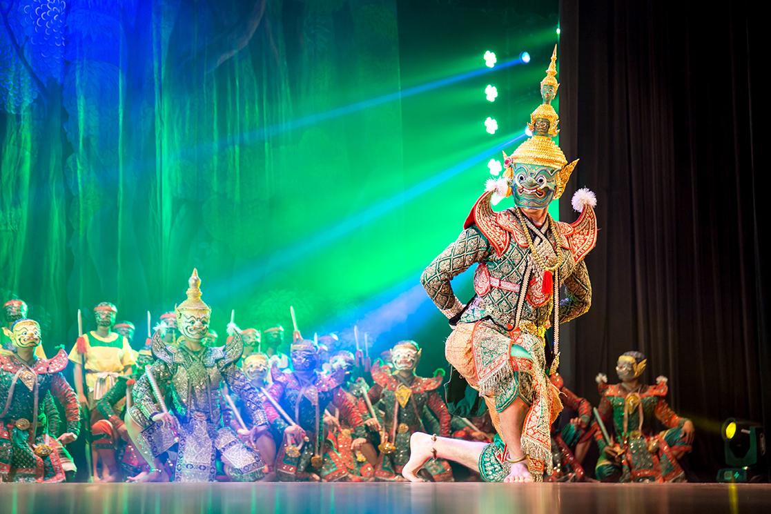 Театр и литература Таиланда