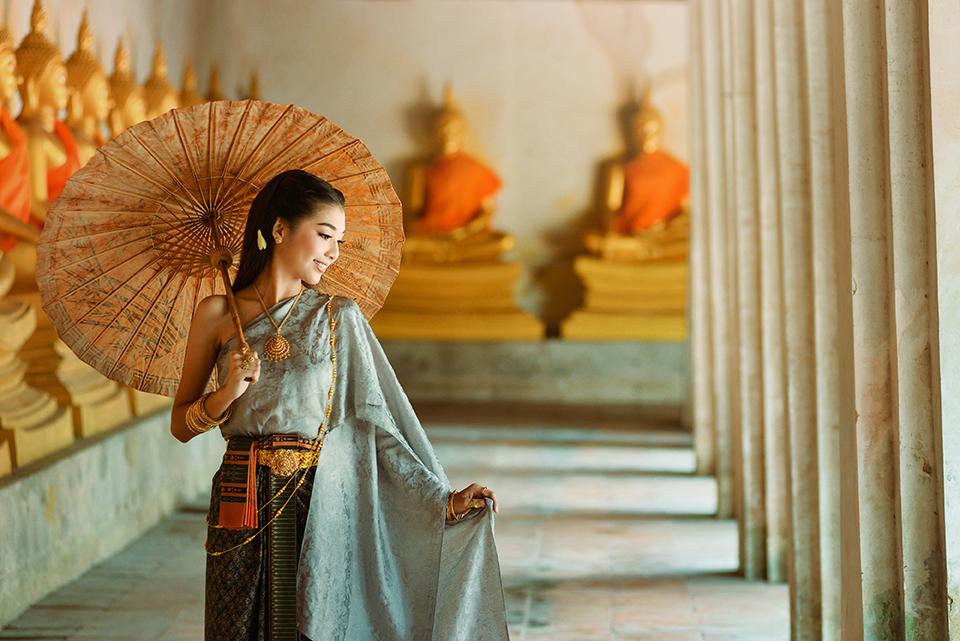 таиланд традиционная одежда